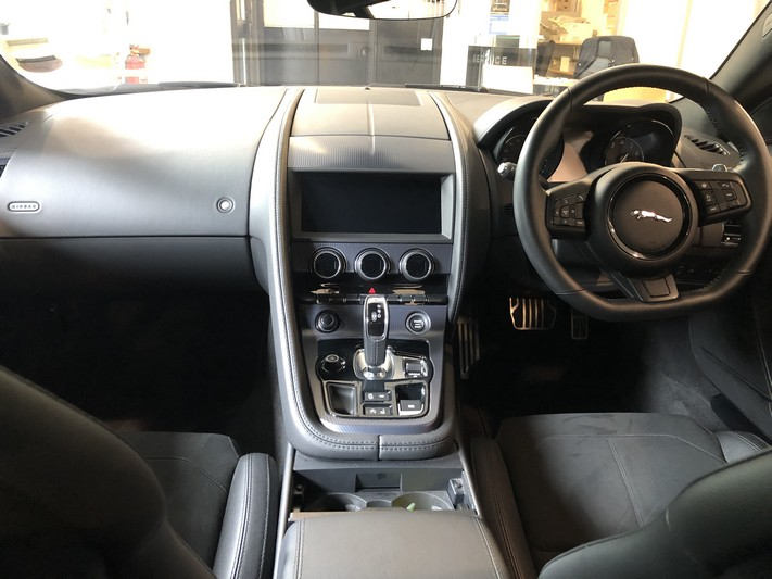 2018 Jaguar F Type R-Dynamic (Reference 3547)