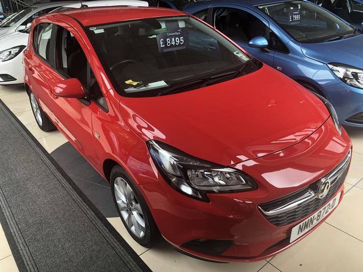 2018 Vauxhall Corsa 1.4 Energy (Ref 2947)