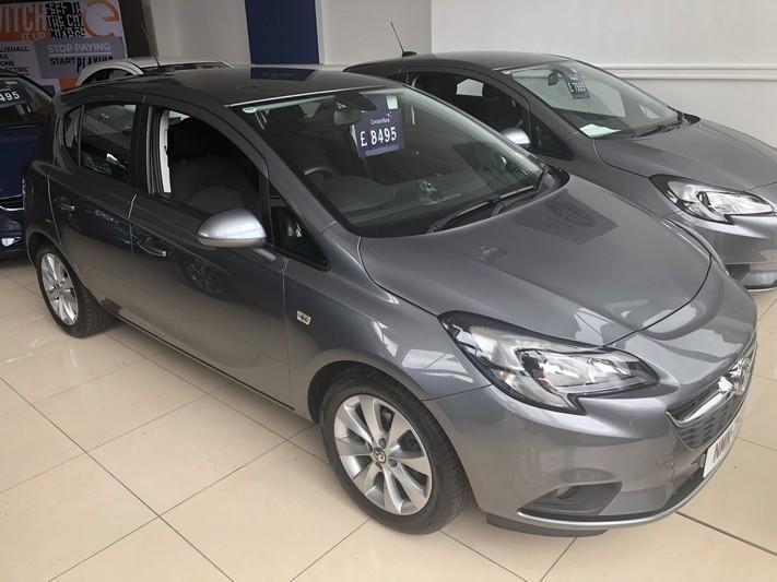 2018 Vauxhall Corsa 1.4 Energy (Ref 3024)