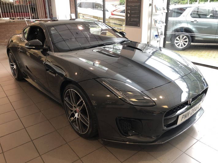 2018 Jaguar F Type R-Dynamic (Reference 3547)