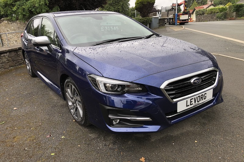 New Subaru Levorg Estate 2.0 GT Lineartronic (Ref 3418)