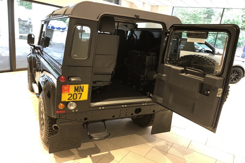 2013 Land Rover Defender 90 LXV 65th Anniversary Special Edition (Ref SOR)