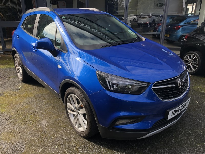 2018 Vauxhall Mokka X Active 1.4i 16v Turbo (140ps) S/S ecoTECH (Reference 2905)
