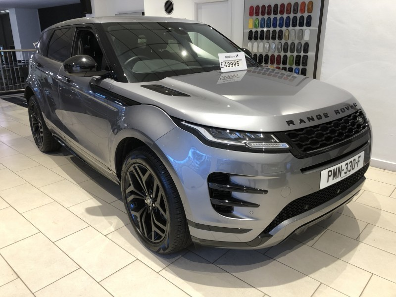 2020 Range Rover Evoque R Dynamic (ref 3629)