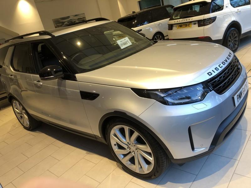 2020 Land Rover Discovery SE SD4 Auto (ref 3642)