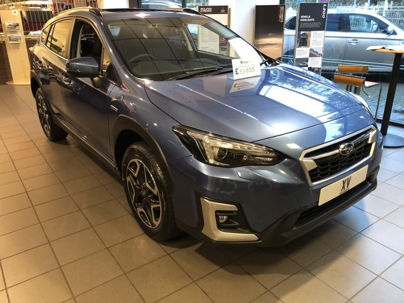 New Subaru XV MHEV Hybrid E-Boxer (ref 3648)