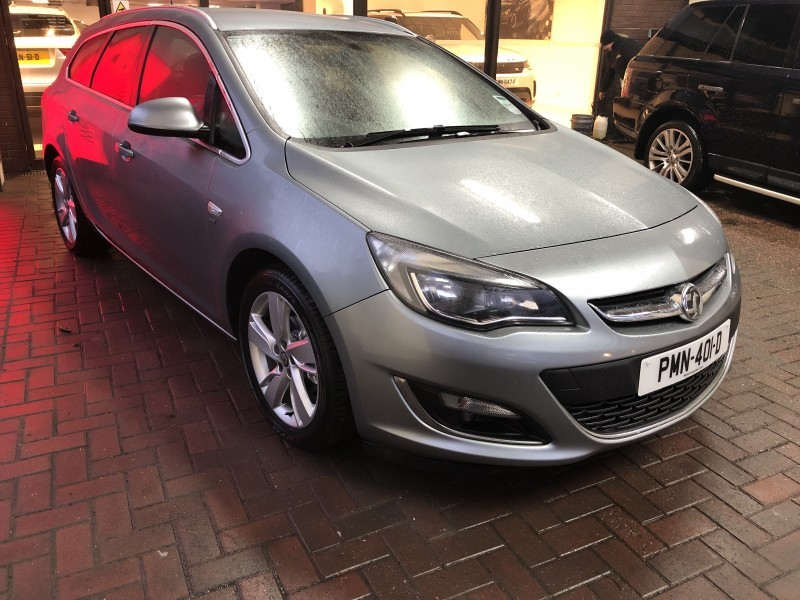 2013 Vauxhall Astra 1.6 SRi Estate (ref 3578)