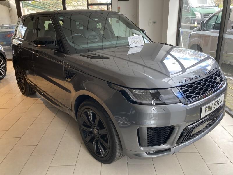 2019 Range Rover Sport HSE Dynamic SDV6 (ref 3722)