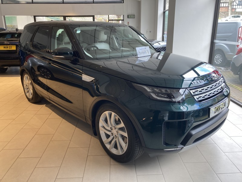 2017 Land Rover Discovery 5 TDV6 HSE (ref SOR)