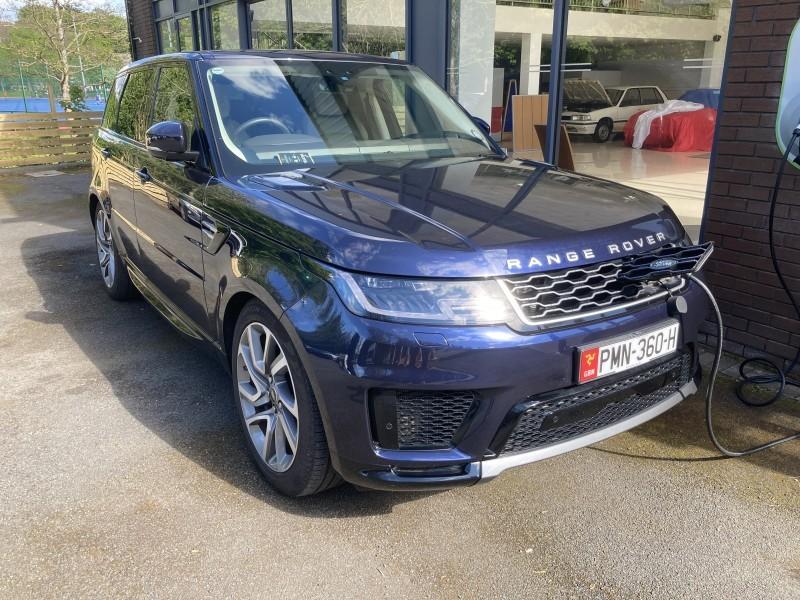 2019 Range Rover Sport PHEV P400 HSE