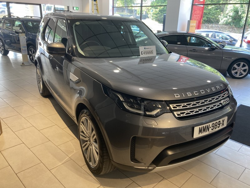 2017 Land Rover Discovery TDV6 HSE Luxury (ref 3788)