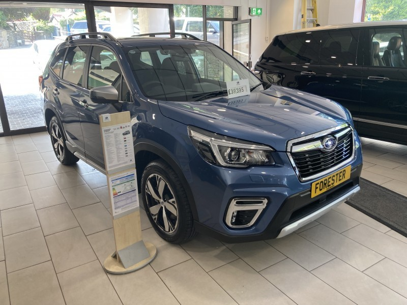 2021 Subaru Forester eBoxer MHEV (ref 3740)