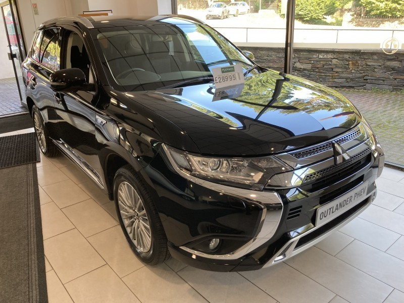 2020 Mitsubishi Outlander Design PHEV (ref 3808)