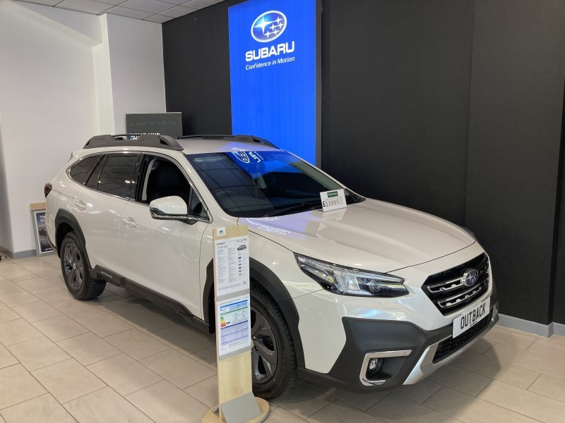 2021 All New Subaru Outback