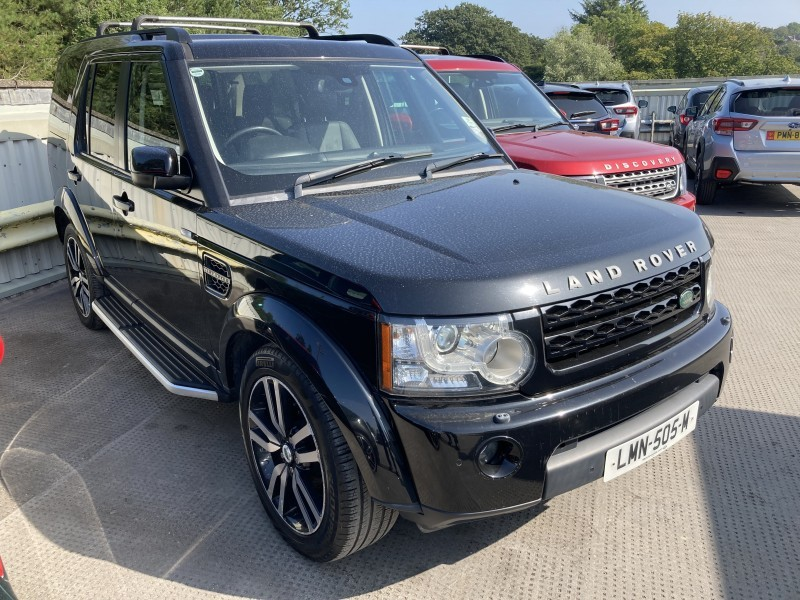 2011 Land Rover Discovery 4 HSE SDV6 (ref 3789)