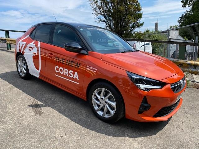2020 Vauxhall Corsa 1.2T SRi Nav Premium (100ps) (Reference 3484)