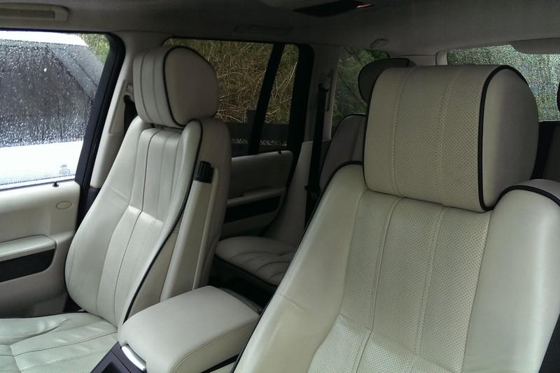 2008 Range Rover Vogue 3.6 TDV8 SE Automatic (Reference 3331)