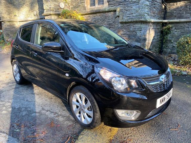 2018 Vauxhall Viva SL 1.0 (73ps) (Reference 3076)