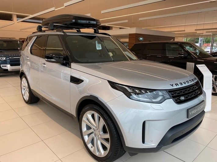 2020 Discovery 5 SE 2.0 TD4