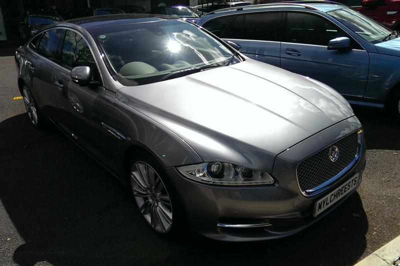 2010 Jaguar XJ 3.0d Portfolio Saloon Automatic (Reference SR)
