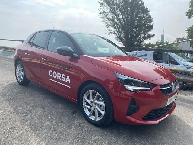 2020 Vauxhall Corsa 1.2T SRi Nav Premium (100ps) (Reference 3485)