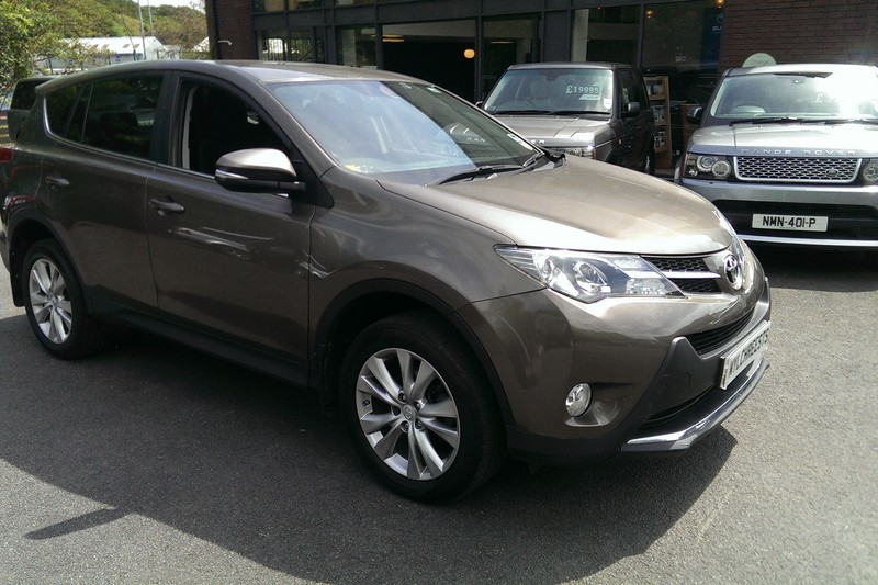 2013 Toyota RAV 4 2.2D Icon (150ps) (Reference 3295)